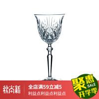 香槟杯水晶高脚杯红酒杯欧式 复古奢华香槟杯洋小号