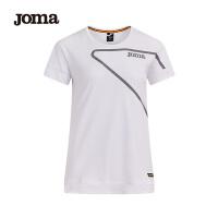 JOMA荷马短袖T恤女士夏季新款纯棉透气舒适运动服上衣T恤女满200减40