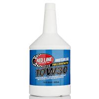 美国原装红线RED LINE全合成机油10W30五类润滑油适用于克莱斯勒