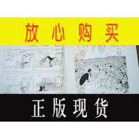 【二手旧书9成新】【正版现货】外国漫画家丛刊:阿尔贝 迪布,兰格仑(2册)