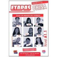 ETAPAS CHINA Nivel A1.1 ISBN:9788498483888