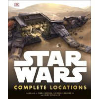 Star Wars Complete Locations Updated Edition 星球大战场景设计大全(更新版