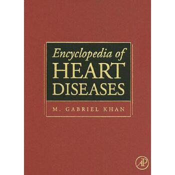 【预订】Encyclopedia of Heart Diseases 9780124060616 美国库房发货,通常付款后3-5周到货!