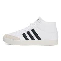 adidas/阿迪达斯男鞋秋季新款运动鞋高帮板鞋小白鞋轻便休闲鞋B44606