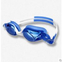 时尚精美 彩色卡通高清游泳镜可爱防水防雾儿童泳镜