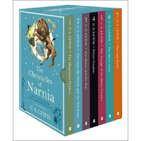 纳尼亚传奇7册合集 英文原版 The Chronicles of Narnia box set The Chronic