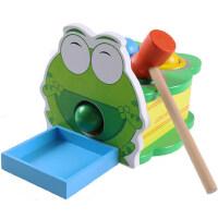 早教玩具儿童1-2-3周半岁小宝宝益智力男女孩子一三两岁木质套装