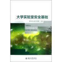 大学实验室安全基础 黄凯,张志强,李恩敬
