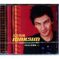 【正版】马克西姆:钢琴名作变奏曲1&2 CD