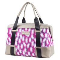 大容量男士手提防泼水旅行包女士长短途出差行李包可折叠旅行袋 中