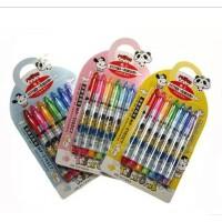 魔笔小良七彩涂鸦笔 MP-2105C7 7色吸卡装 可湿擦可自动消失