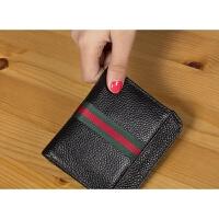 钱包女短款皮韩版女士小钱包折叠约学生零钱包卡包薄