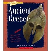 古希腊 英文原版 Ancient Greece (True Books) 学乐出版