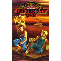 【预订】The Adventures of Huckleberry Finn 9780812504224