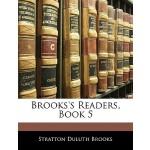 【预订】Brooks's Readers, Book 5