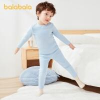 【2件6折:95.4】巴拉巴拉�和�秋衣秋�套�b�����纫虑锒�款男童睡衣中大童����柔�
