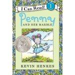 英文原版 儿童分级读物 I Can Read: Level 1: Penny and Her Marble