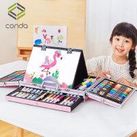 儿童画笔套装礼盒小学生水彩笔画画工具绘画美术文具用品生日礼物