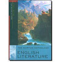 Norton Anthology of English Literature,Major Authors Editio