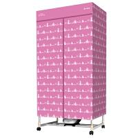 【当当自营】 艾美特(Airmate) HGY1017P-W 干衣机取暖器 定时省电
