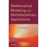 【预订】Mathematical Modeling with Multidisciplinary Applicatio