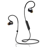 EDIFIER漫步者 W295BT DSP蓝牙运动耳机跑步无线入耳式亮黑色