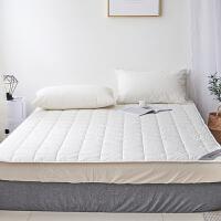 羊毛床垫软垫加厚保暖 酒店民宿床垫软垫防潮除湿床褥单人双人家用床垫保护垫防滑褥子