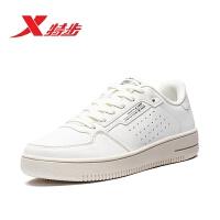 特步女鞋板鞋潮鞋男士运动鞋滑板鞋子女生韩版休闲鞋881418319812