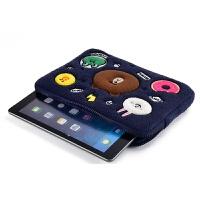 iPad平板电脑air2内胆包1/5/6迷你pro9.7寸12.9保护套mini4/3世帆