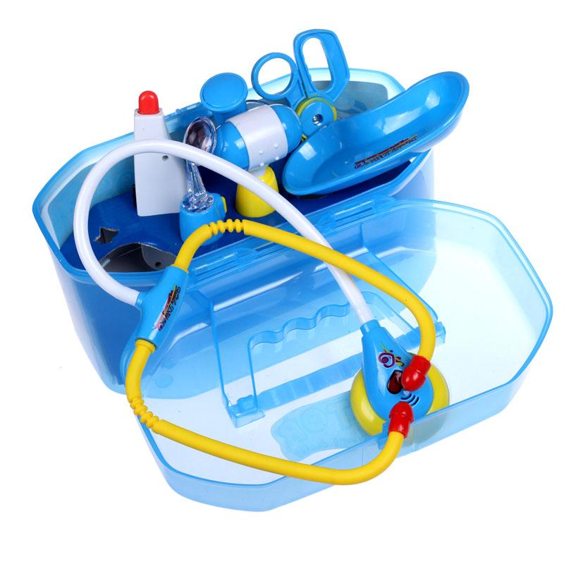 过家家玩具套装 医生玩具 仿真医药箱 小护士系 角色扮演医具箱
