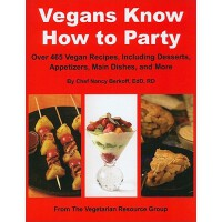 【预订】Vegans Know How to Party: Over 465 Vegan Recipes Includ