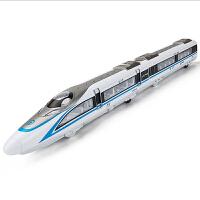 复兴号高铁火车玩具合金地铁动车组和谐号轨道模型儿童玩具车男孩