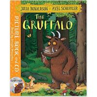 The Gruffalo 咕噜牛(含CD)