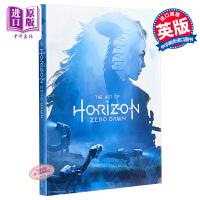 【中商原版】PS4游戏 地平线:黎明时分设定集 英文原版 The Art of Horizon Zero Dawn P