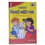 顺丰发货 (99元5件)Read With Me Let's Play 跟我读#1:一起玩耍 跟我读 少儿分级启蒙认知