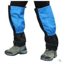 户外雪套登山防雪鞋套 男女滑雪 防水 防虫 护腿脚套 徒步沙漠防沙鞋套