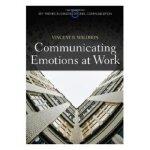 【预订】Communicating Emotion at Work