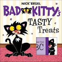 【预订】Bad Kitty's Tasty Treats: A Slide and Find ABC