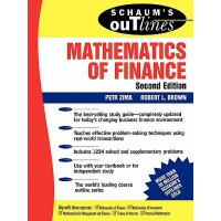 【预订】Schaum's Outline of Mathematics of Finance