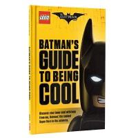 乐高蝙蝠侠指南 英文原版Lego Batman's Guide to Being Cool 学乐