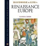 【预订】Handbook to Life in Renaissance Europe 9780816056187