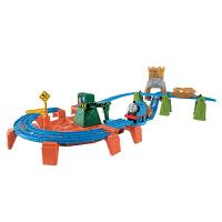 托马斯电动系列轨道玩具火车城堡大冒险套装BGL99 早教益智玩具