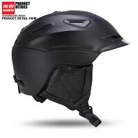男女款单双板滑雪头盔装备运动雪盔滑雪头盔款