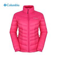 Columbia哥伦比亚秋冬户外女装热反射700蓬鸭绒保暖羽绒服PL5779