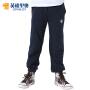【两件1.3折价:13元】英格里奥童装秋装新款男童运动裤长裤儿童运动裤潮104221