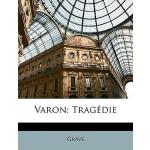 【预订】Varon: Tragedie 9781147297409