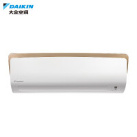 大金(DAIKIN) FTXJ335RCDW 挂机空调 1.5匹 变频 节能静音 冷暖机
