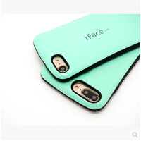 iface mall苹果7plus手机壳硅胶iphone7防摔保护套情侣4.7日韩国潮男女 新款iface mall