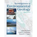 Investigations in Environmental Geology (3rd Edition) [ISBN