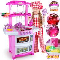 儿童过家家厨房玩具做饭女孩1-2-3-4-5-6岁7宝宝小孩益智生日礼物